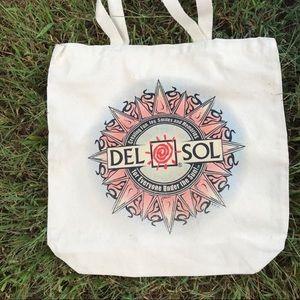 del sol Bags - Del Sol Canvas Tote